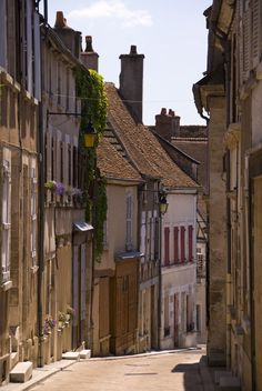 Sancerre ~ is a medieval hilltop town overlooking the Loire River, France