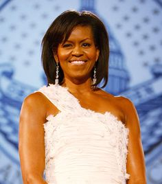 We found Michelle Obama's best beauty looks over the last eight years. See them all here.