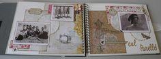 Papel & Manualidades: Melodia de una vida Scrap, Cover, Books, Art, Infancy, Life, Paper Envelopes, Manualidades, Art Background