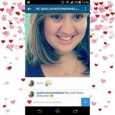 """Cliente feliz e brilhando é o que nos deixa muito satisfeitas!!!!   É muito bom receber esse carinho!!!   Obrigada Quelli, que você brilhe muito mais!!!    ✨ """"Brilhar é o estilo de toda mulher.""""  ╔═════════    ═════════╗  #Cassie #semijoias #acessórios #moda #fashion #estilo #inspiração #tendências #trends #brincos #olhogrego #brincoslindos #love #pulseirismo #lookdodia #zircônias #folheado #dourado #brincoleque #brincoleve #colar #pulseiras #berloques #charms #maxibrinco #anellove…"""