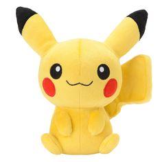 Kawaii noseless Pikachu