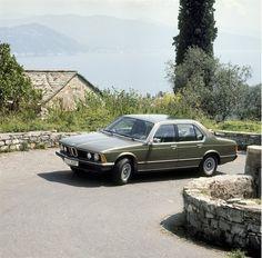 BMW 7 Series E23 (1977–1986)