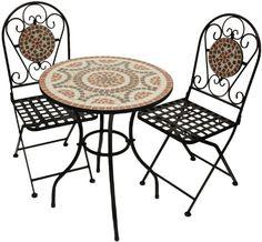Woodside Terracotta Mosaic Garden Table And Folding Chair... https://www.amazon.co.uk/dp/B00KISQAAI/ref=cm_sw_r_pi_dp_x_1ESSxbMY6HWYW