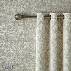 Tip of the week: For a cohesive, professionally decorated look, match your curtains to your wall color. Mkalles 01/683020, Ashrafieh 01/320643, Dbayeh 04/543176, Verdun 01/799270, Jounieh 09/918021, Saida 07/752370. #skaffgroup #skafflebanon #skafffabrics #skaffinteriors #interiordesign #homedecor #homedesign #interiordesigners #wallpaper #upholstery