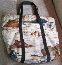 Handmade Tote Bags Native Tapestry