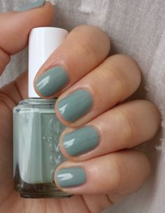Polish or Perish: Renewed green: Essie Maximillian Strasse Her