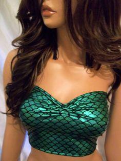 Sexy Top Meerjungfrau Rohr nach oben von DesignsByLoure auf Etsy