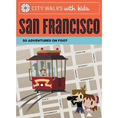 City Walks with Kids travel series