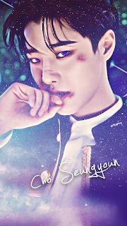 Seungyoun - X1 Lockscreen