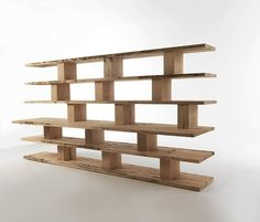 David Chipperfield Bookshelf