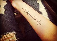 Tatouage Poignet Battement De Coeur Perso Inspirations Tatouages