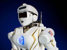 NASA's humanoid Valkyrie robot