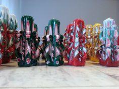#monnacandles#carved candles#Christmas canedlse#handmade candles#