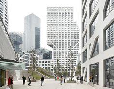 Galeria - Sliced Porosity Block / Steven Holl Architects, por Hufton + Crow - 8