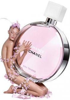 Chanel Chance Eau Tendre-pink