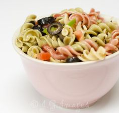 The Best Pasta Salad from Food.com:   Great Pasta salad for summer. Very easy and inexpensive.
