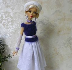 By lisella64...Doll Outfit 4 Tonner Deja Vu, Integrity Poppy Parker Teen-BJD-New