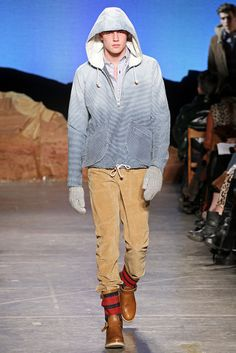Band of Outsiders Fall 2012 Ready to Wear