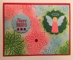 Christmas card for niece Erica. 12/17/16