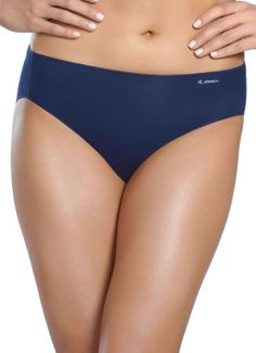 60d362730b3 No panty line promise underwear seams provide an invisible look underneath.  Shop these women s hipster panties and forget panty lines for good!