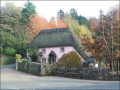 english-cottages: Cottage in Cockington village, Devon, UK English Country Cottages, English Country Decor, English Countryside, Storybook Homes, Storybook Cottage, Cute Cottage, Cottage Style, Abandoned Houses, Old Houses