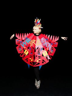 STYLING Fashion Art :: We Are Born - Sia
