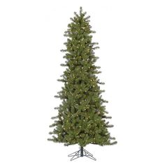 7.5 ft. Ontario Slim Dura-Lit Christmas Tree - A138576