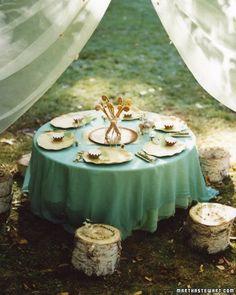 Fairytale Garden Party