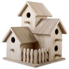 ArtMinds™ Triple Birdhouse