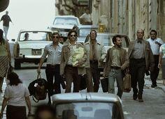 Munich, Steven Spielberg, group