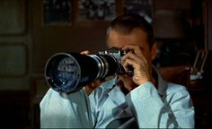 rear window- love this move! Grace Kelly is everything elegant