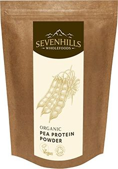 The Product Sevenhills Wholefoods Organic Pea Protein Powder 1kg  Can Be Found At - http://vitamins-minerals-supplements.co.uk/product/sevenhills-wholefoods-organic-pea-protein-powder-1kg/