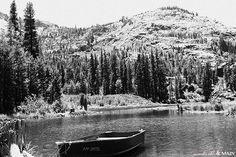 Fallen Leaf Lake // Lake Tahoe