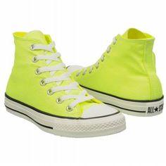 f5f87eab8234 Neongelbe Schuhe, Gelbe Converse, Neue Turnschuhe, Rocker Chic, All Star,  Schuh
