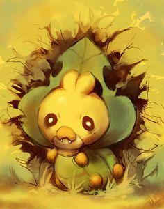 Pokemon by =purplekecleon on deviantART