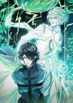 Hisui Nagare, Green King(5)