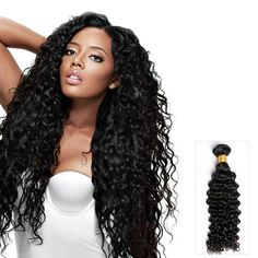 Shop human virgin hair extensions(Brazilian, Peruvian, Malaysian) online with best quality. Just take the full head of hair you always wanted here! Medium Layered Haircuts, Medium Hair Cuts, Retro Hairstyles, Wig Hairstyles, Diamond Virgin Hair, Vintage Bridal Makeup, Virgin Hair Extensions, Deep Curly, Malaysian Hair