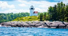 25 of the Most Beautiful Maine Islands