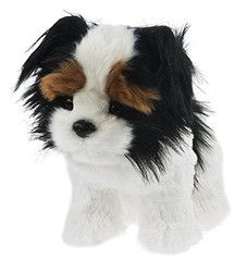 """Morkie Puppy Webkinz by Ganz - HM799  Webkinz pets are very special plush animals. Each Webkinz pet comes with a secret code that allows the owner to log into the website and adopt a virtual version of their pet. 8.5"""""""