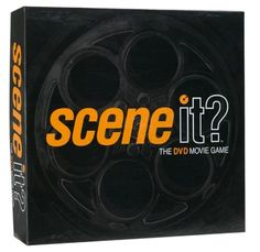Scene It? The DVD Movie Game by Scene It For Ages 10 and Up
