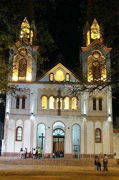 Posadas' Cathedral, Misiones, Argentina