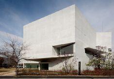 Mimesis Museum, Paju Book City, South Korea by Álvaro Siza, Carlos Castanheira and Jun Sung Kim - Dezeen