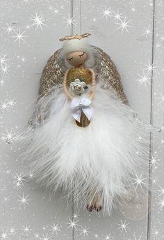 Gisela Graham, Christmas Ideas, Christmas Ornaments, Fairies, Crafting, Holiday Decor, Angels, Mermaids, Faeries