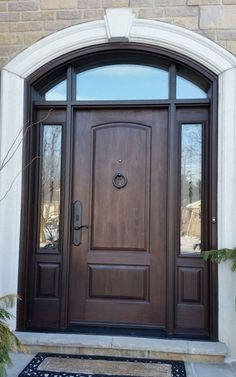 Front Entry Doors Toronto Has Been Producing The Highest Quality Wood Grain Fibergl In