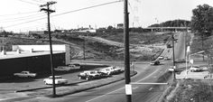 June 19,1967: Shopping Center Coming to Cloverdale Hill
