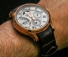 Seiko Premier Kinetic Direct Drive Moonphase Watch Review