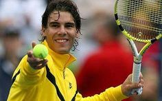 US Open Rafael Nadal in a hurry against Fernando Gonzalez after delay Fernando Gonzalez, In A Hurry, Professional Tennis Players, Sport Tennis, Us Open, Rafael Nadal, Sports Stars, Reality Tv, Tennis Racket