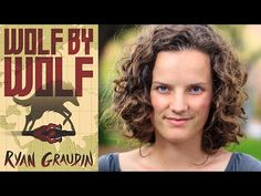 Ryan Graudin on Wolf by Wolf at 2015 Miami Book Fair - YouTube