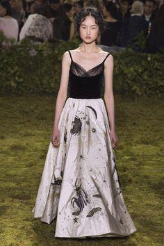 Défilé Dior Haute couture printemps-été 2017 22