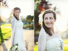 #bride #veil  image by Maria Hedengren